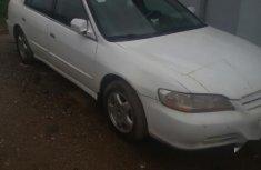 Honda Accord 2001 White for sale