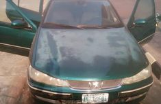 Peugeot 406 2007 Green for sale