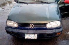 Volkswagen Golf 1999 2.0 Green for sale