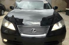 Lexus ES 2007 in perfect working condition Black color for sale