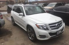 Mercedes-Benz GLK-Class 2014 White for sale