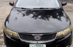 Kia Cerato 2012 Black  for sale