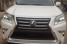 Lexus GX460 2018 White for sale