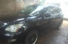 Very clean and sharp  Lexus RX 2008 350 Black color for sale