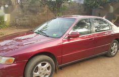 Perfect working engine Honda Accord 1997 Red color for sale