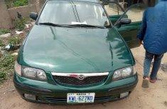 Mazda 626 2009 Green ỏ slae
