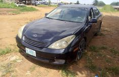 Lexus ES 2004 330 Sedan Black for sale