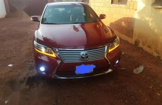 Toyota Camry 2010 Redfor sale