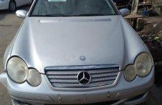 Mercedes-Benz C180 2004 Silverfor sale
