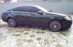 Lexus ES 2010 350 Black color for sale
