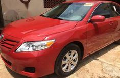 Buy and drive Toyota Camry 2010  Red  color for sale