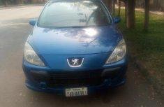 Peugeot 307 2006 Blue for sale
