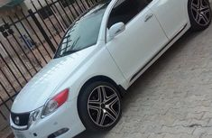 Lexus GS 350 2010 White for sale