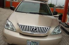 Bought has foreign used Lexus RX 2005 Gray color for sale