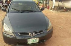 Honda Accord 2005 Automatic in good condition Green color for sale