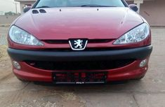Peugeot 206 2005 1.4 Grand Filou 88 Red for sale