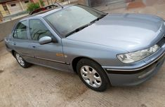 Peugeot 406 2004 3.0 V6 Coupe Platinum Gray for sale