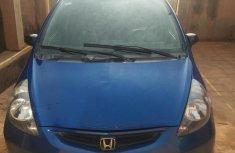 Honda Jazz 2005 1.4 LS Blue for sale