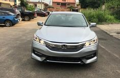 Honda Accord 2016 Silver for sale