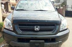 Honda Pilot 2005 EX-L 4x4 (3.5L 6cyl 5A) Gray color for sale