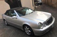 Mercedes-Benz CLK 2001 Silverfor sale