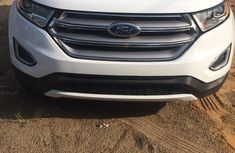 Ford Edge 2015 White for sale