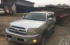 Toyota 4-Runner Limited V8 2005 gray color for sale