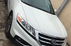 Honda Accord CrossTour 2014 White  for sale
