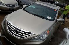 Hyundai Sonata 2013 Gold for sale