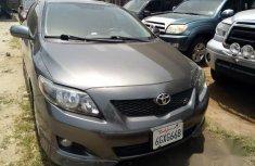 Toyota Corolla 2009 Grayfor sale