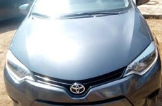 Toyota Corolla 2014 Blue for sale