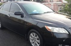Toyota Camry 2010 in very good condition Black color for sale
