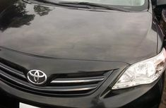 Toyota Corolla 2011 Black for sale