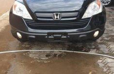 Honda CR-V 2.4 EX 4x4 Automatic 2008 Black for sale