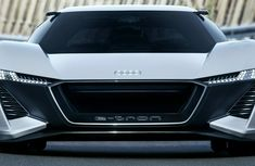 Audi PB18 e-tron introduces movable driver seat that can be located anywhere inside car