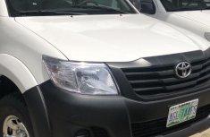 Toyota Hilux 2012 2.7 VVT-i 4X4 SRX White color for sale