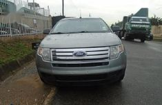 Automatic Transmission Ford Edge 2007 Gray color for sale