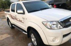 Direct Belgium Toyota Hilux 2016 White