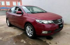 Kia Cerato 2012 Petrol Automatic Red for sale