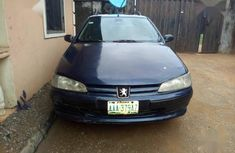 Peugeot 406 Coupe 2002 Blue for sale