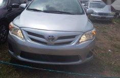 Toyota Corolla 2012 Silverfor sale