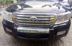 Toyota Land Cruiser 2008 Black for sale