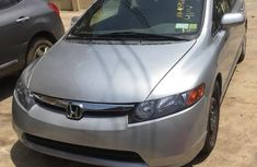 Honda Civic 1.8 LX 2008 Silver  for sale