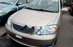 Toyota Corolla 2007 Automatic Petrol ₦2,400,000 for sale