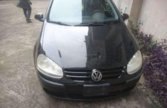 Black 2005 Chevrolet Golf automatic for sale at price ₦1,300,000 in Lagos