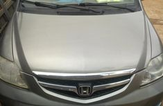 Honda City 2007 Gray for sale