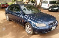 Honda Civic EX 4dr Sedan 1998 Blue for sale