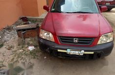 Honda CR-V 2.0 4WD Automatic 1998 Red for sale