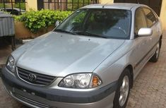 Toyota Avensis 2005 Gray for sale