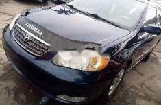 Almost brand new Toyota Corolla Petrol for sale
